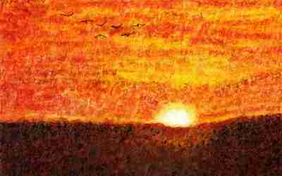 Binary Aspects of Water & the Heavens in Science, Theology & UnGraven Image Art