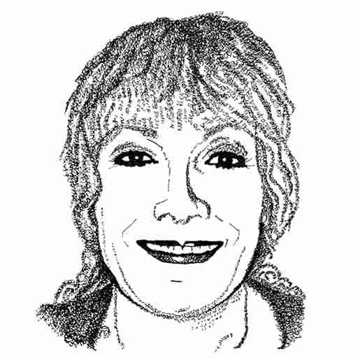 Self Portrait of Judy Rey Wasserman created with the original Hebrew letters from scripture texts of Psalm 19