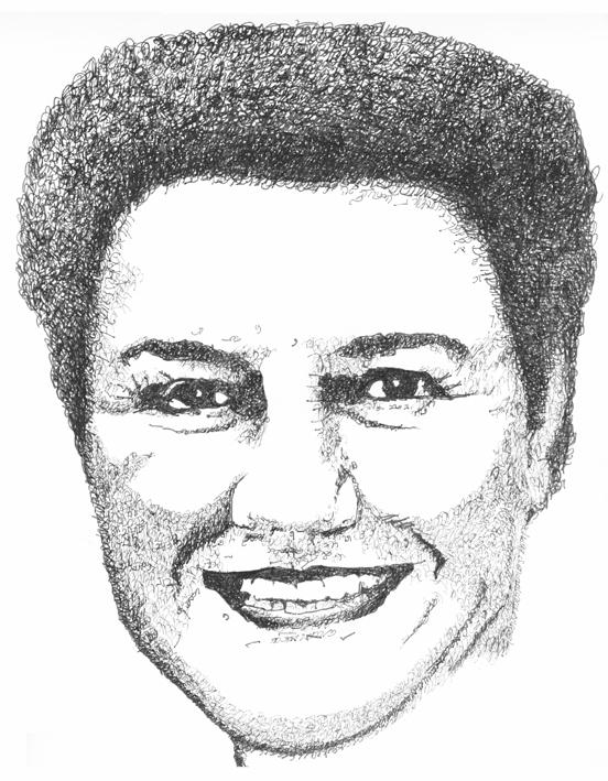 Peggy Guggenheim  — Woman of Valor Portrait