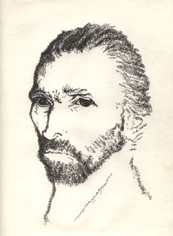 Happy Birthday Vincent van Gogh!